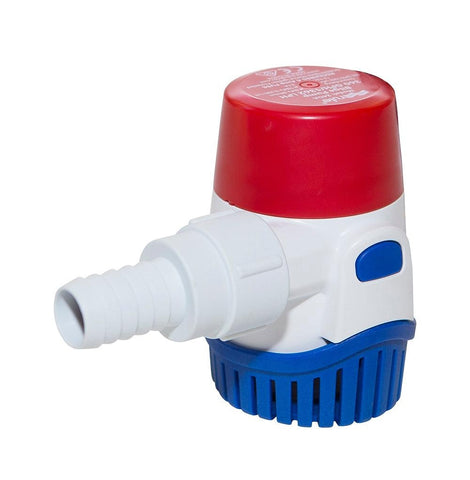 Rule 360 Submersible Bilge Pump 12v - 24DA - whitstable-marine