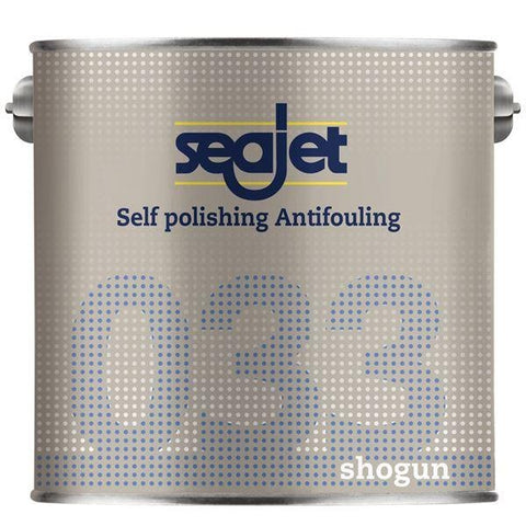 Seajet 033 Shogun Self Polishing Antifouling - whitstable-marine