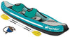 Image of Sevylor Madison 2 Person Inflatable Kayak Complete Kit with paddles & pump