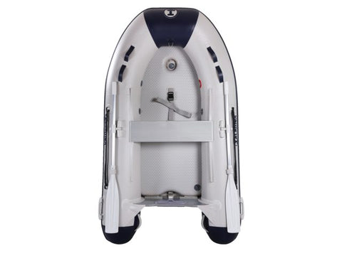 Sunsport 3.00m V Hull Airdeck Inflatable Boat with Solid Transom - whitstable-marine