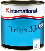 International Trilux 33 Antifouling - whitstable-marine