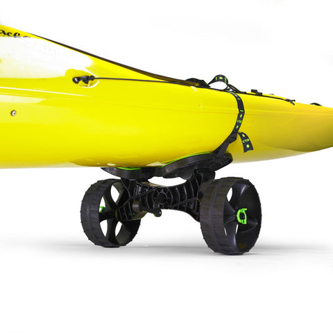 C-Tug Kayak Trolley with puncture free wheels