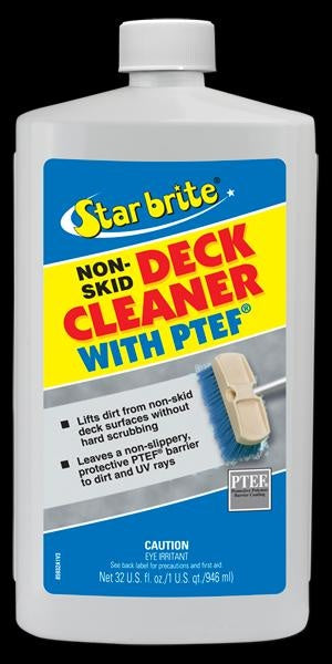 Starbrite Non-Skid Deck Cleaner with PTEF