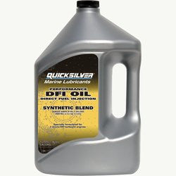 Quicksilver DFI Outboard Oil - whitstable-marine