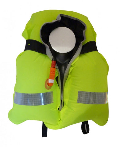Kru XF 180N Automatic Lifejacket with Harness - whitstable-marine