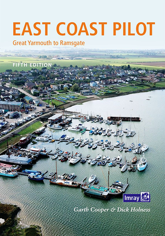 East Coast Pilot - 5th Edition - whitstable-marine
