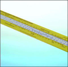 Speed-Time-Distance Slide Rule