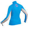 Image of Gul Swami Ladies Long Sleeve Rashvest - whitstable-marine