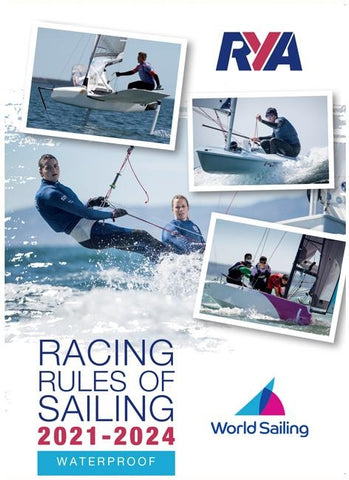 Racing Rules of Sailing 2021-2024