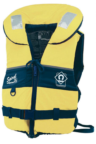 Crewsaver Spiral 100N Lifejacket - whitstable-marine