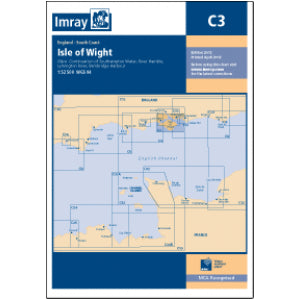 Imray C3 Isle of Wight - whitstable-marine