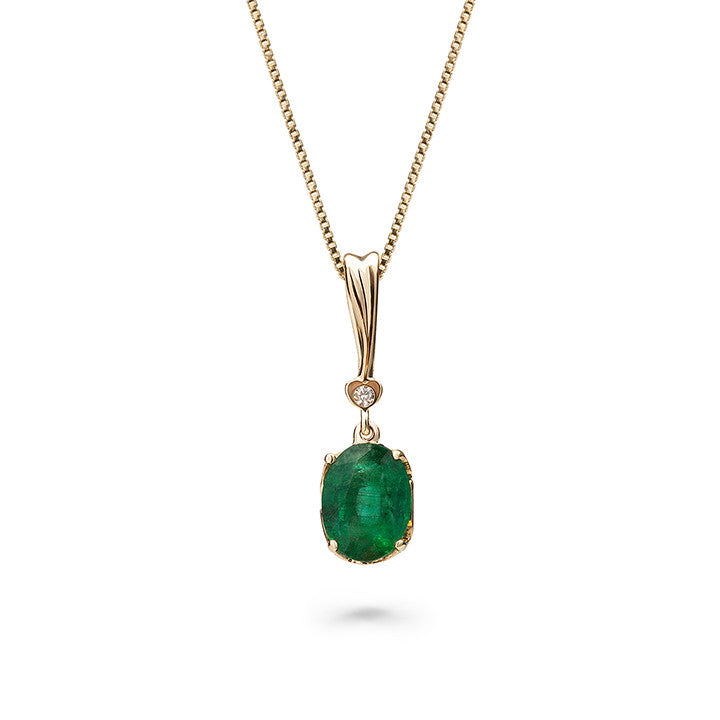 Emerald City Pendant