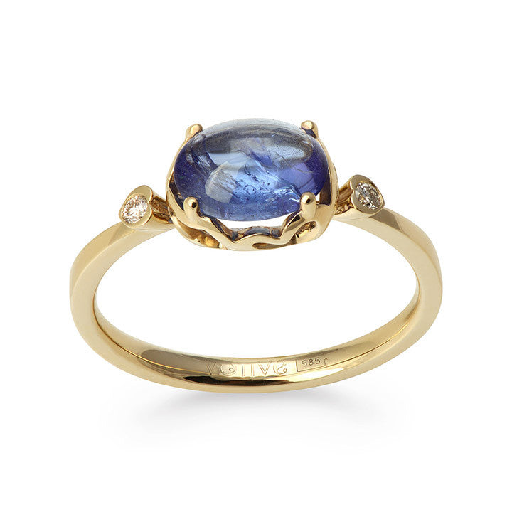 Tanzanite City Ring