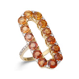 Infinite Chance Ring (Orange)