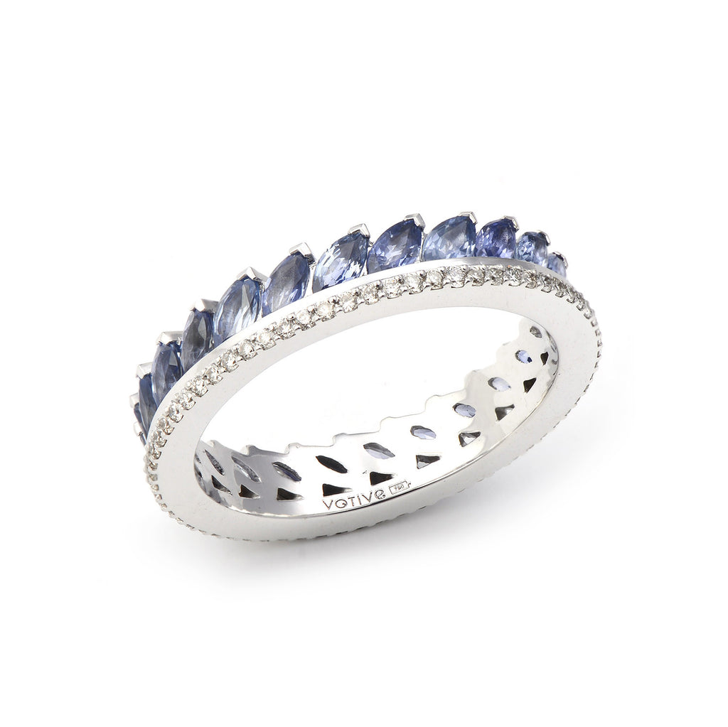 Twist of Fate Ring (Full - Lavender)