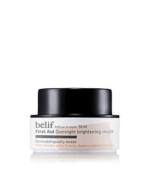 First Aid Overnight Brightening Mask