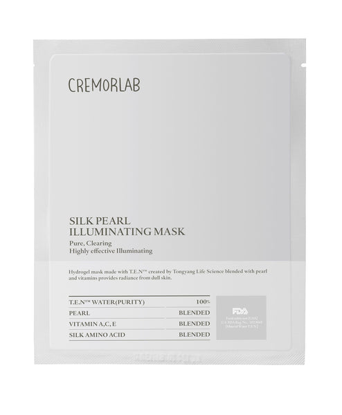 Silk Pearl Illuminating Mask
