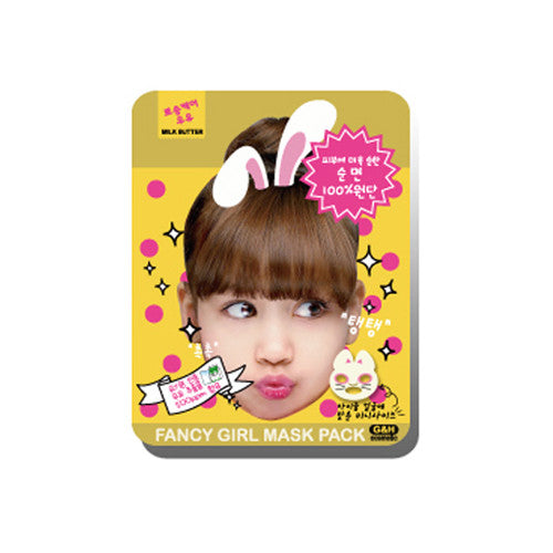 Fancy Girl Mask Pack- Milk Butter