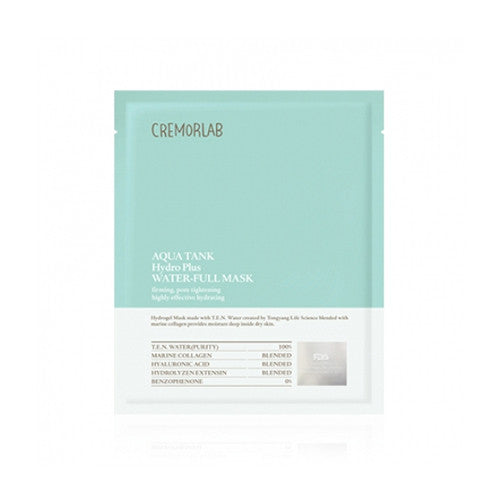 Aqua Tank Hydro Plus Water-Full Mask