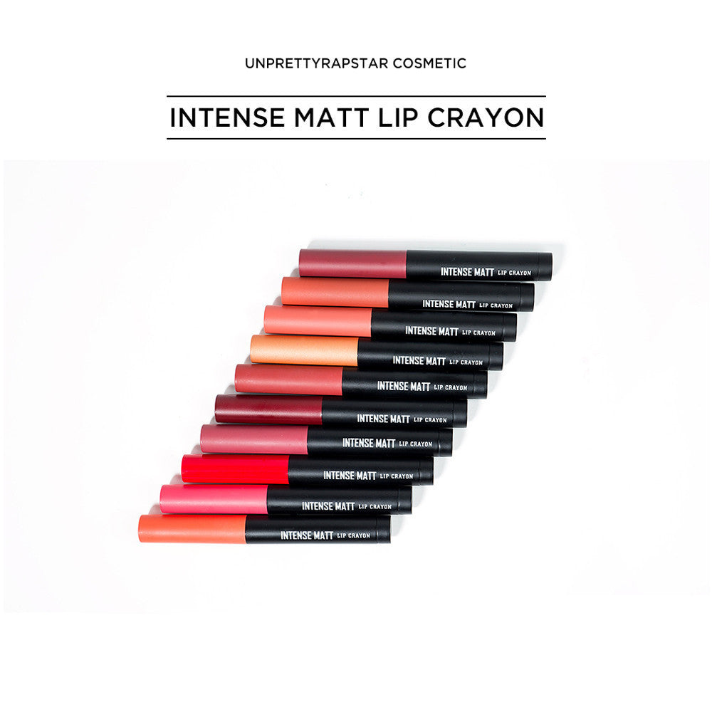 Intense Matt Lip Crayon