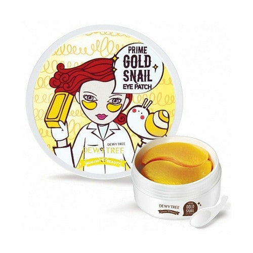 W- Prime Gold Snail Eye Patch- 90g x 10ea