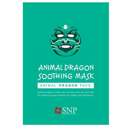 Animal Dragon Soothing Mask Sheet (25ml x 10)