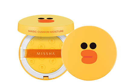 MISSHA Magic Cushion Moisture SPF50+/PA+++ LIMITED EDITION Set