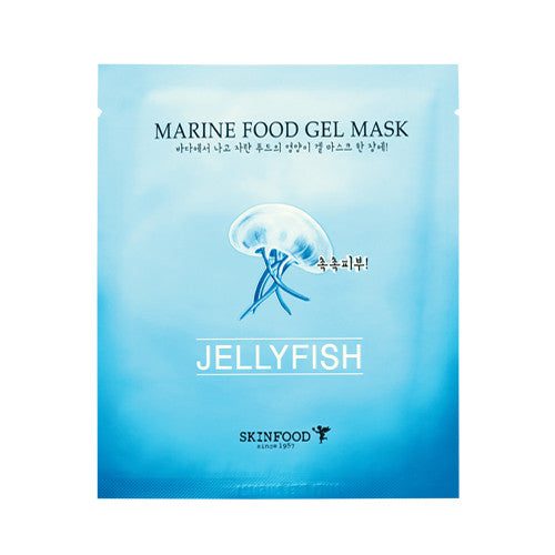 Marine Food Gel Mask- Jellyfish