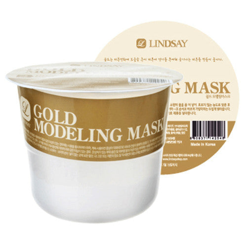 Modeling Rubber Mask- Gold