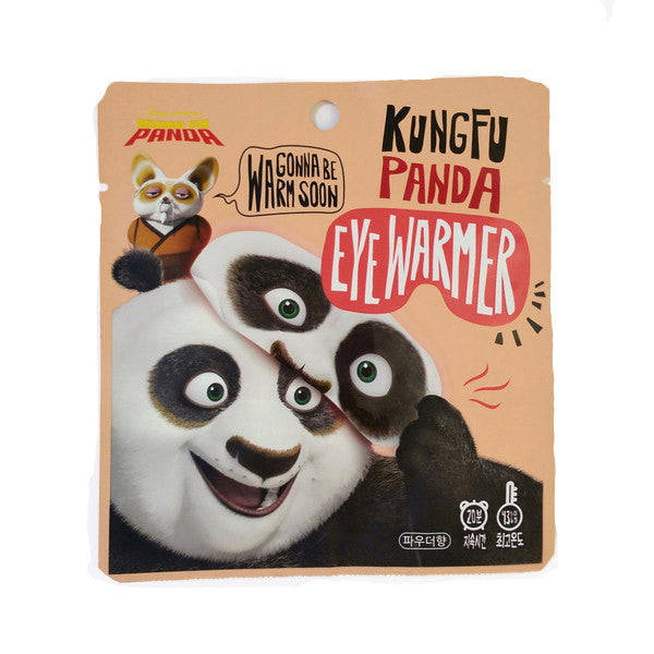 KungFu Panda Eye Warmer Mask