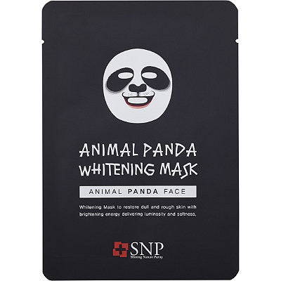 Animal Panda Brightening Mask (25ml x 10)