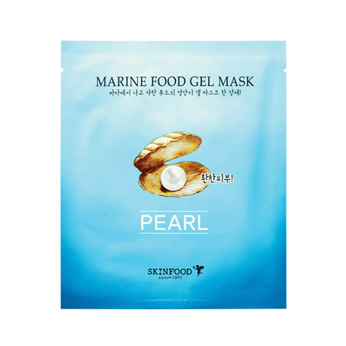 Marine Food Gel Mask- Pearl
