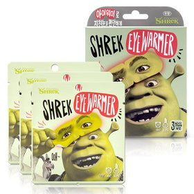 Shrek Eye Warmer Mask