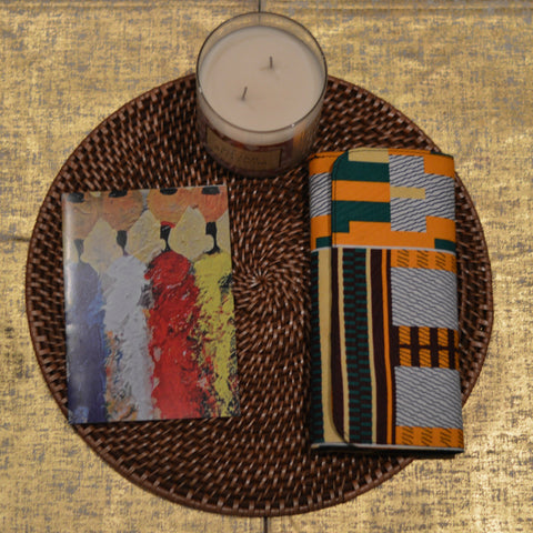 4 WOMEN GREETING CARD