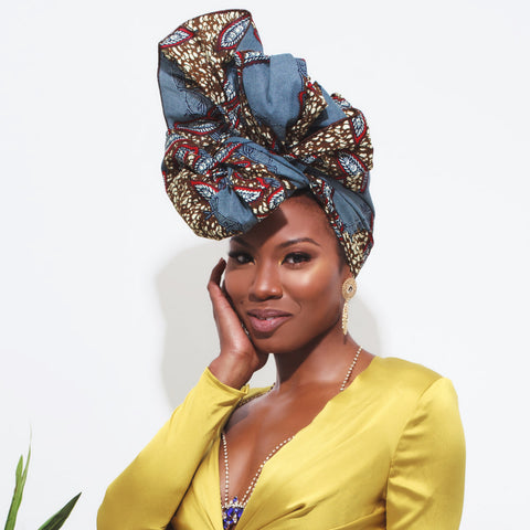 Amare Headwrap - Head Wraps