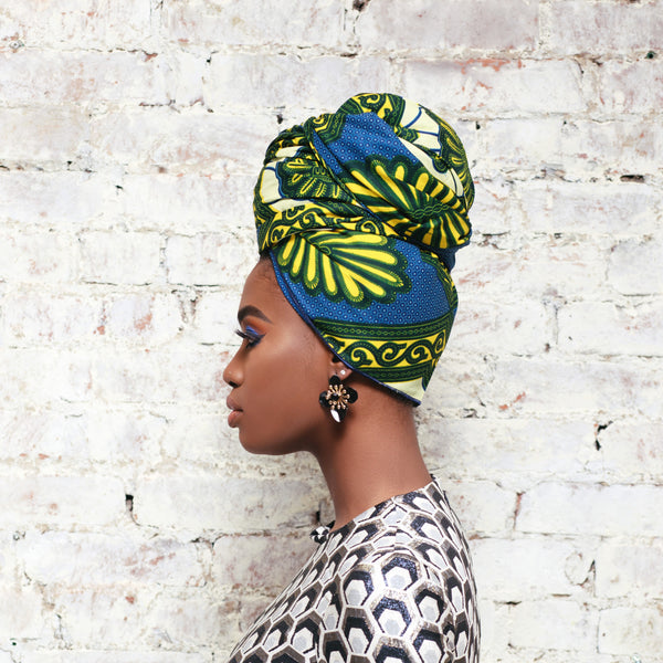 Boss Lady Headwrap - Head Wraps