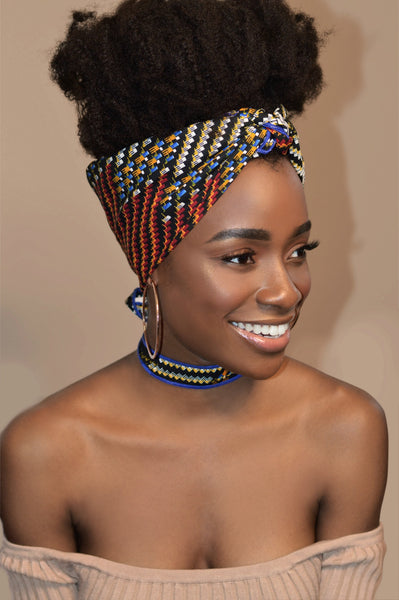 Chinyere Choker - Headwraps
