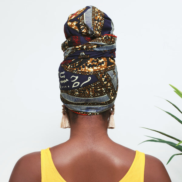 Cleopatra Headwrap - Head Wraps