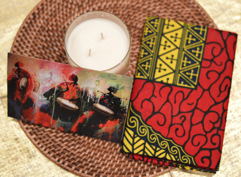 DAMBA BEAT GREETING CARD