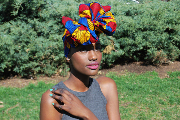 Tinashe Headwrap - Head Wraps - Headwraps
