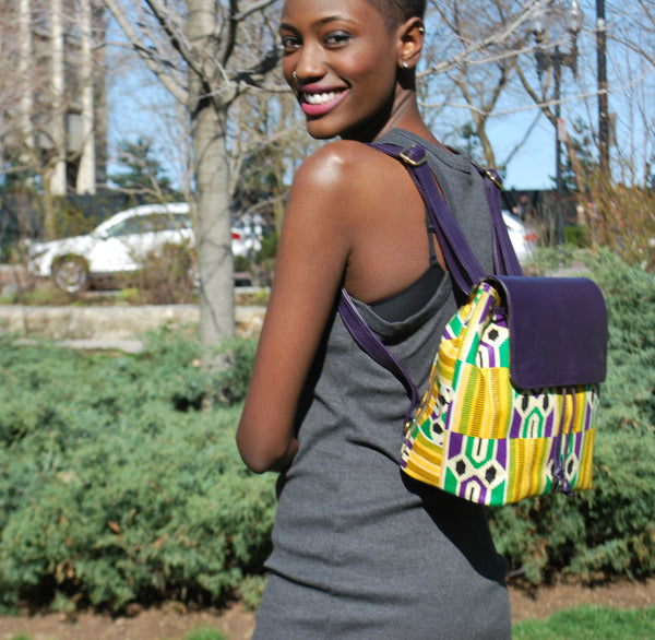 Bashirah Mini Backpack - Backpacks - Headwraps