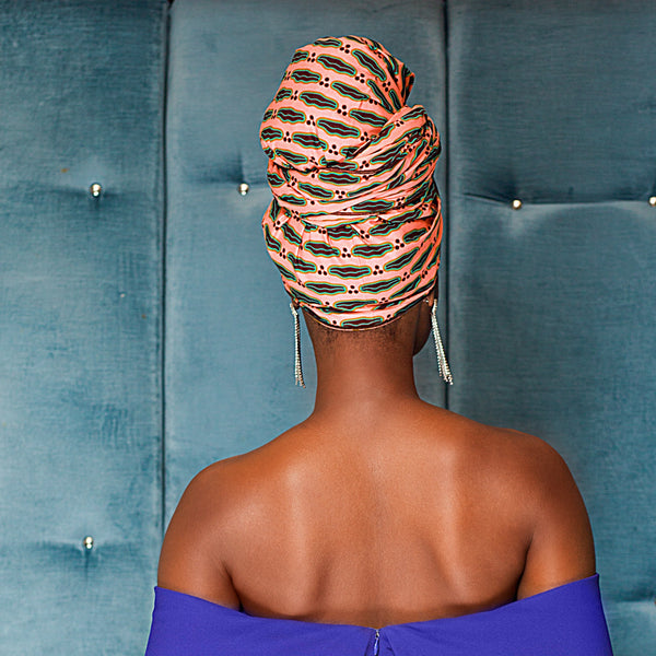 Festive Headwrap - Head Wraps