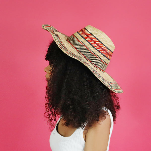 Gina Straw Hats