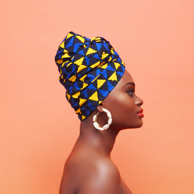 Gisele Silk Lined Headwrap