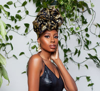 Sika Silk Lined Headwrap