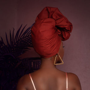 Rust Lite Headwrap - Head Wraps
