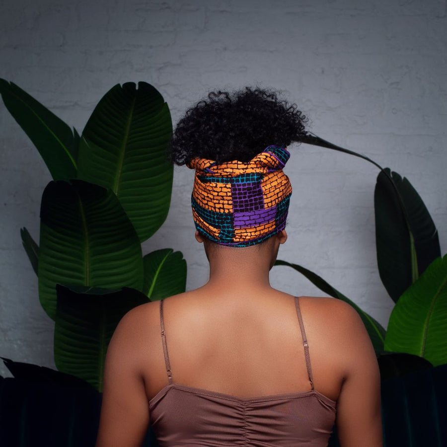 Zai Shortie - Head Wraps
