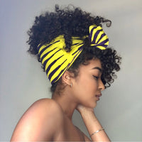 Orodena Shortie - Headwraps