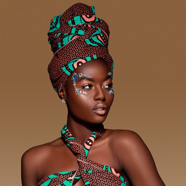 Naaila Headwrap - Head Wraps