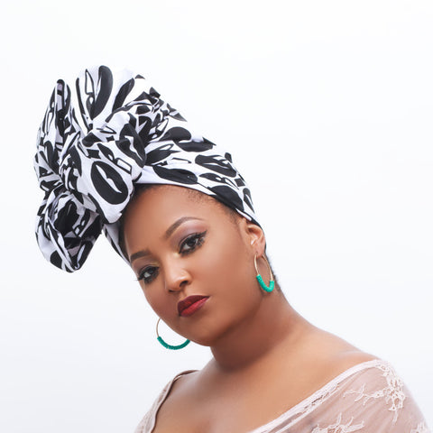 Jatonya Headwrap - Head Wraps